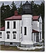 Admiralty Head Lighthouse 2 Canvas Print