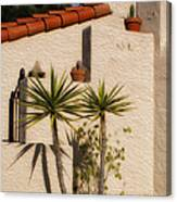 Adobe Wall Canvas Print