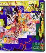 Reviewed Behavior 2 Canvas Print