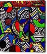 Advocate Peace Canvas Print