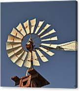 Aermotor Windmill Canvas Print