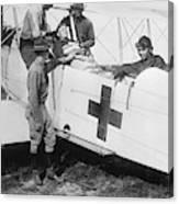 Aero-ambulance Canvas Print