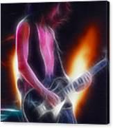 Aerosmith-joe-94-gb26a-fractal Canvas Print