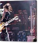 Aerosmith - Joe Perry - Dsc00052 Canvas Print