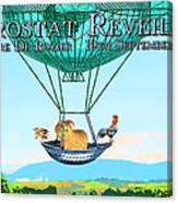 Aerostat Reveillion Canvas Print