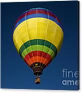 Aerostatic Balloon Canvas Print