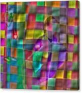 Affair Canvas Print