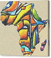 Africa 2 Canvas Print