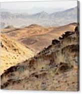Africa, Namibia, Northwestern Namibia Canvas Print