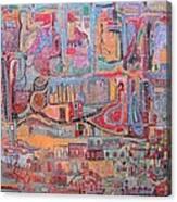 Africa-oppression Canvas Print