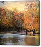 After Daybreak Canvas Print