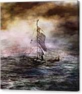 After Storm Canvas Print