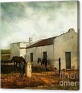 Afternoon At Lone Tree Ranch Canvas Print