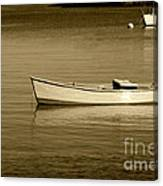 Afternoon Calm Canvas Print