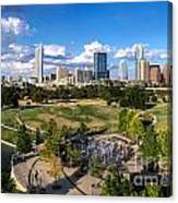 Afternoon In Austin Canvas Print