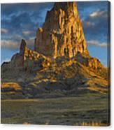 Agathla Peak Monument Valley Canvas Print
