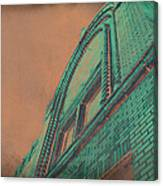 Aged Copper Theater Canvas Print