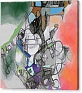 Self-renewal 10e Canvas Print