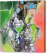 Self-renewal 10g Canvas Print