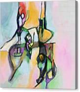 Self-renewal 13j Canvas Print