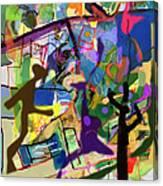 Self-renewal 15aa Canvas Print