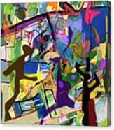 Self-renewal 15ab Canvas Print