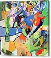 Self-renewal 15p Canvas Print