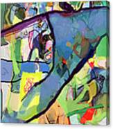 Self-renewal 15r Canvas Print