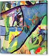 Self-renewal 15u Canvas Print