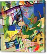 Self-renewal 15y Canvas Print