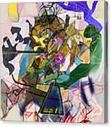 Self-renewal 16hb Canvas Print