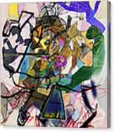 Self-renewal 16i Canvas Print