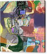 Self-renewal 5c8 Canvas Print
