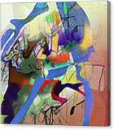 Self-renewal  9g Canvas Print