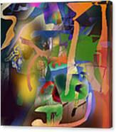 Self-renewal  9h Canvas Print