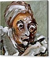 Agnes Canvas Print
