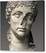 Agrippina The Elder 14bc-33. Prominent Canvas Print