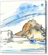 Aguilas 02 Canvas Print