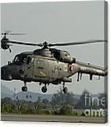 Agustawestland Lynx Helicopters Canvas Print
