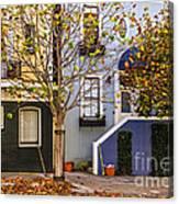 Ah Autumn Canvas Print