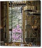 Ahwahnee Hotel--main Dining Room Canvas Print