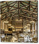 Ahwahnee Dining Room Canvas Print