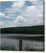 Air And Water Canvas Print