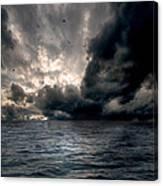 Air And Water No.25 Canvas Print