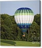 Air Balloons  0458 Canvas Print