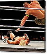 Air Cena Canvas Print