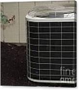 Air Conditioner Canvas Print