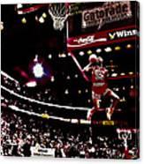 Air Jordan II Canvas Print