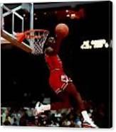 Air Jordan Reverse Slam Canvas Print