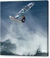 Airborn In Hawaii Canvas Print